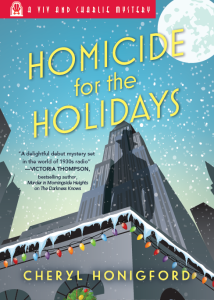 Homicide for the Holidays_Cover