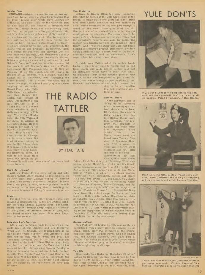 Radio Tattler